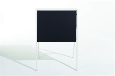 white board desk desk office whiteboard hidesk by m 252 ller