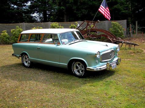 Best Wagons 10k by 1958 Rambler Wagon Www Pixshark Images Galleries