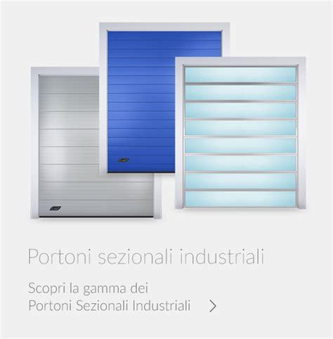 go porte sezionali porte e portoni sezionali industriali came go