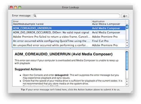 final cut pro general error what does that error message mean blog digital rebellion