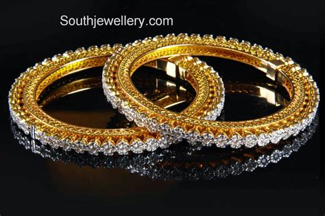 bangles and floral bangles jewellery designs