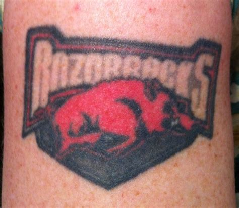 ar tattoo 17 best images about arkansas tattoos on home