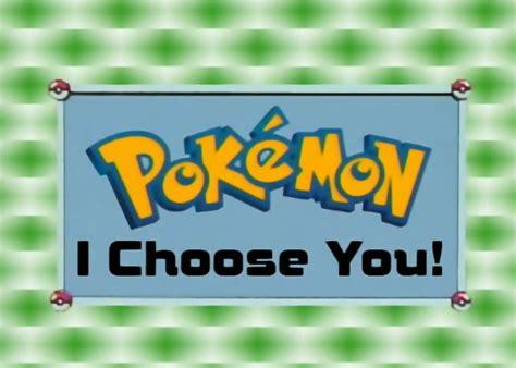 Poketo I Choose You pokedex radio is back day and i choose