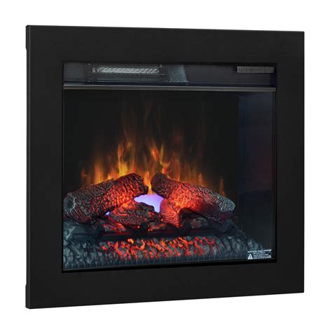 classicflame 23 in spectrafire plus fireplace insert
