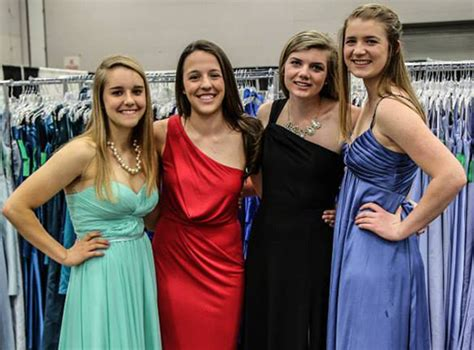 Abbys Closet by Abby S Closet Offers Prom Gowns To Students In Need