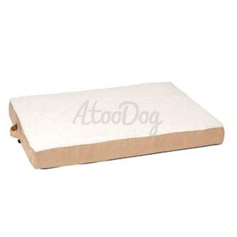 coussin orthopedique coussin orthop 233 dique chien memory foarm oval rectangle sur atoodog fr