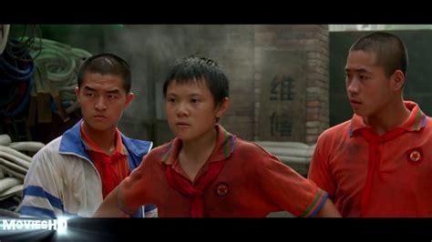 jackie chan karate kid the karate kid jackie chan vs chen 4k youtube