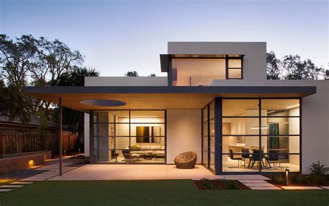 this lantern inspired house design lights up a california neighborhood contemporist