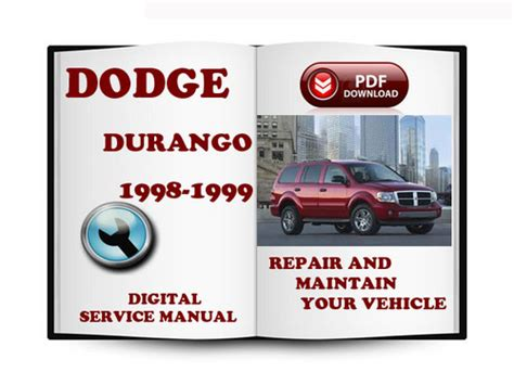 service manual ac repair manual 1998 dodge durango 2004 dodge durango auto repair manual dodge durango 1998 1999 service repair manual download download m