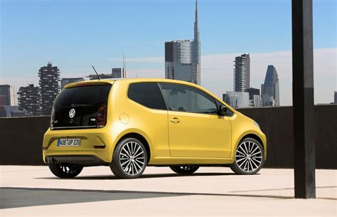 Up The facelifted vw up on sale in the uk in 60 000 possible