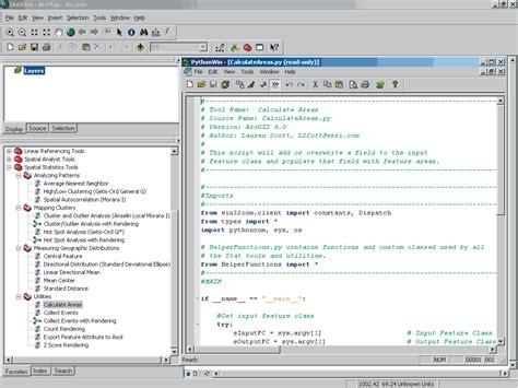 tutorial python arcgis geoprocessing tutorial arcgis 10 esri integrates arcgis