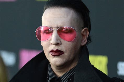 marilyn manson marilyn manson announces new album say10 out valentine s