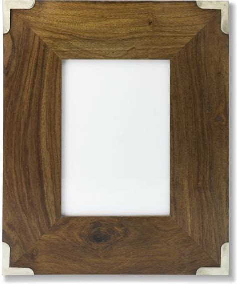 Wood Framed by Sheesham Wood Frame Traditional Picture Frames By Williams Sonoma