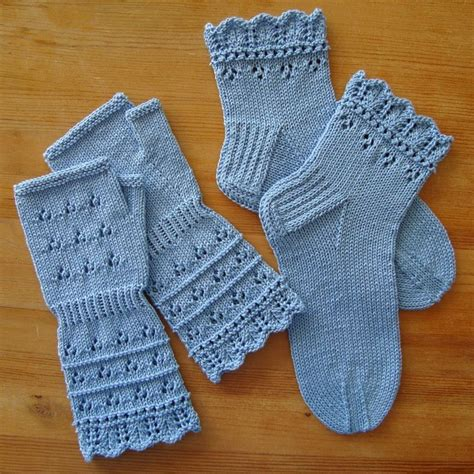 knitting pattern lace socks free lace knit pattern fingerless gloves and socks