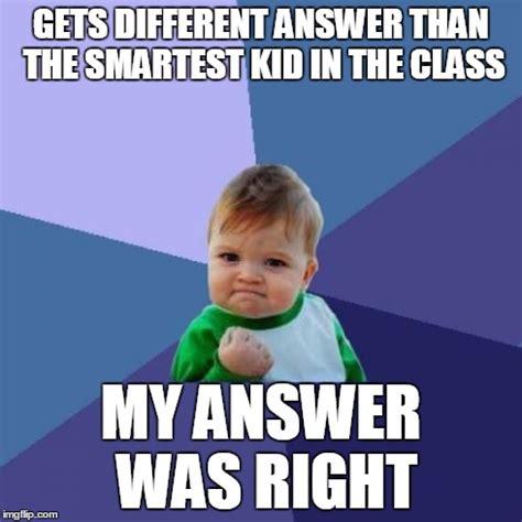 Different Meme - success kid meme imgflip