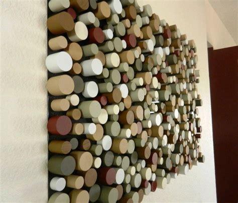 3d Wall Decor by 27 Amazing Diy 3d Wall Ideas