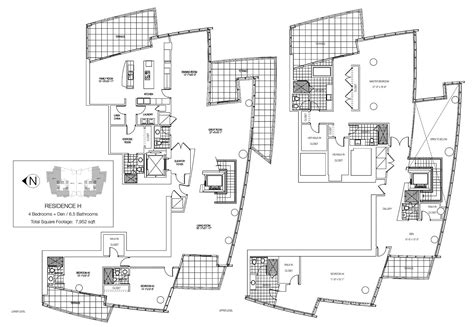jade beach floor plans jade ocean sunny isles beach condos for sale for rent mls