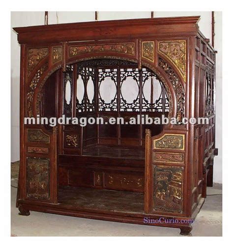 chinese wedding bed chinese antique wedding bed buy antique style wooden bed antique solid wooden beds