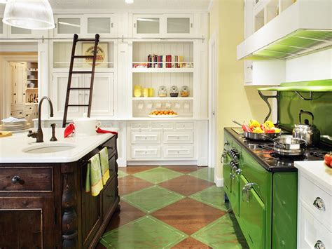 Green In The Kitchen by Photos Hgtv