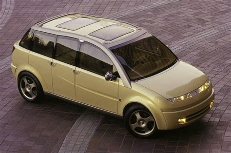 who made saturn cars the 2000 saturn cv1 concept is the future we deserved