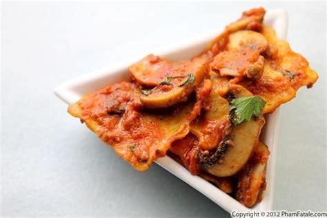 tomato pasta recipe mushroom tomato pasta sauce recipe pham fatale