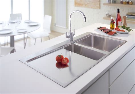3 Factors To Consider In Choosing A Kitchen Sink Kitchen Sinks