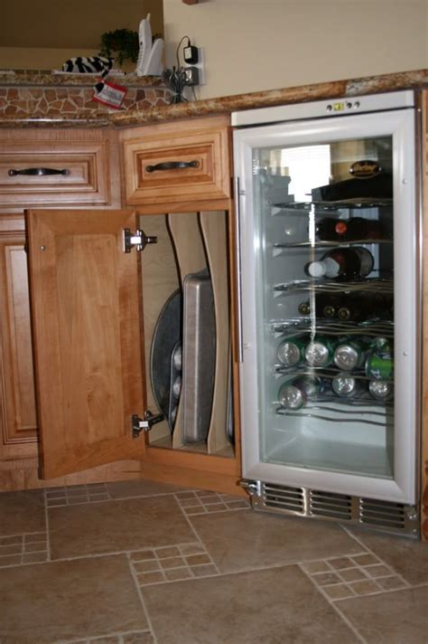 cookie sheet cabinet for the home