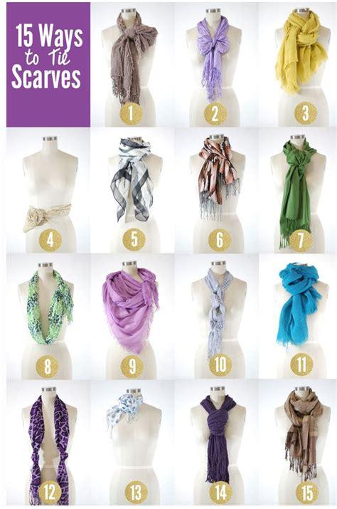 25 best ideas about wear a scarf on wearing