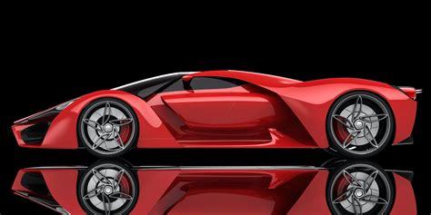 concept ferrari 1 200 horsepower ferrari f80 prancing pony concept