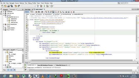 primefaces layout unit height primefaces and netbeans layout and layout units tutorial