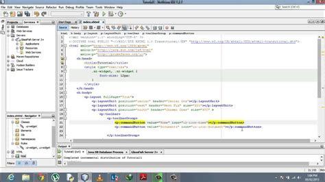 primefaces ajax update layout unit primefaces and netbeans layout and layout units tutorial