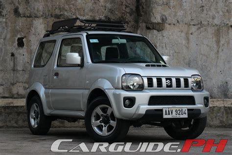 Suzuki Jimney Review Review 2016 Suzuki Jimny Jlx M T Philippine Car News