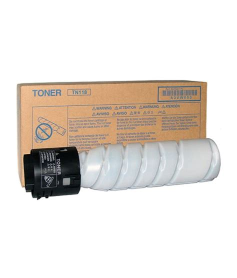 Toner Konica Minolta konica minolta tn118 laser toner buy konica minolta tn118 laser toner at low price in