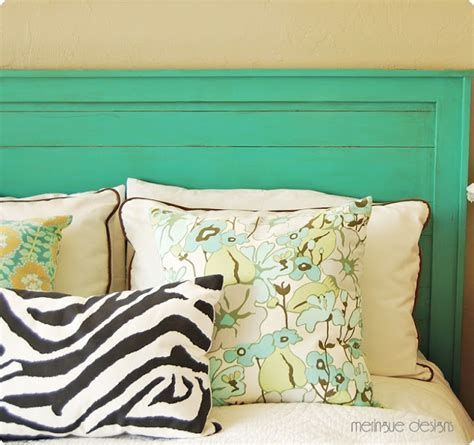 make your own wooden headboard refresheddesigns more diy headboard ideas