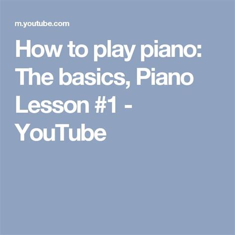 how to play best beginner 1939 best learn piano images on piano
