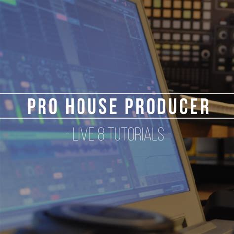Pro House Producer Pro Music Producers