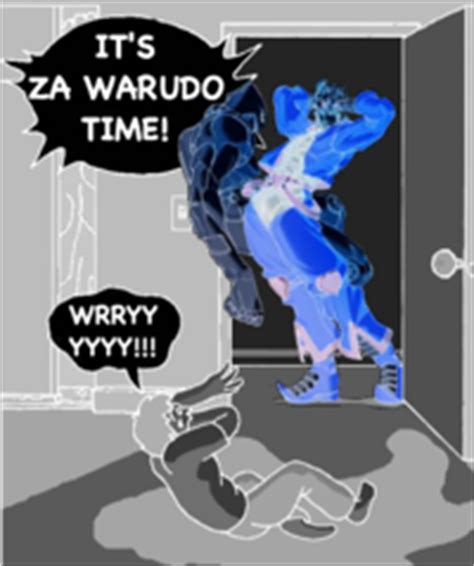 Wrrrry Meme - za warudo wryyyyy image gallery know your meme