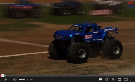 bigfoot 4x4 monster truck bigfoot 4x4 gt gt 4x4 off roads