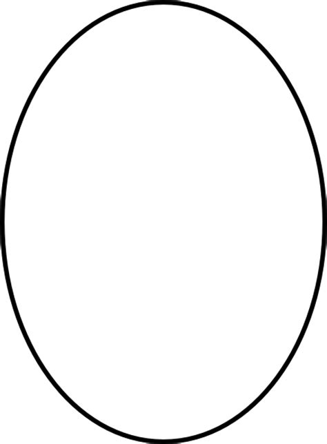 Can I Use Outline Offset by Oval Outline Clipart Best