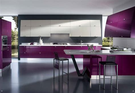 Modern Kitchen Interior Kerala Luxury Kitchen Interior Decobizz