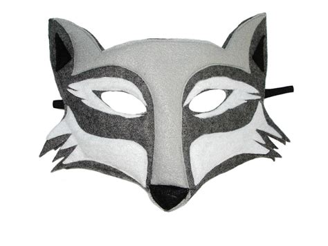 How To Make A Wolf Mask Out Of Paper - image gallery wolf mask