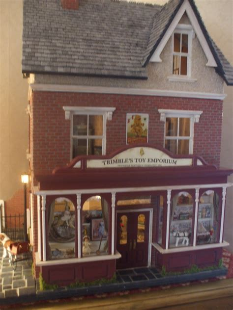 used dolls house diary of an edwardian dolls house welcome to trimble s toy emporium