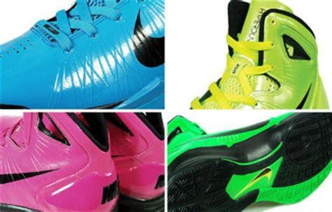 highlighter yellow basketball shoes nike hyperdunk 2010 highlighter pack sneakerfiles