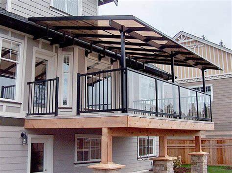 unique deck cover  outdoor decks  patio covers