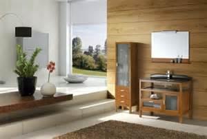 badezimmer waschtisch mit unterschrank waschtisch aus holz f 252 r mehr gem 252 tlichkeit im bad