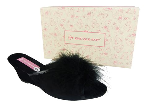 Slippers For Heel 28 Images Fluffy High Heel Slipper Mules House Shoes Black
