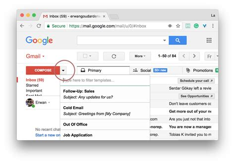 how to create an email template in gmail image collections