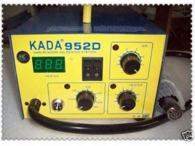 kada supreme technologies intelligence in cooperation with china kada 952d smd smt rework soldering station kada supreme technologies intelligence