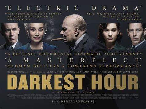 darkest hour book review darkest hour 2017 reviewed by jonathan berk for berk reviews