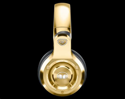 Dr Gold Day 24k headphones hiconsumption